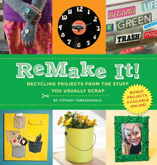 ReMake It! Book Front Cover
